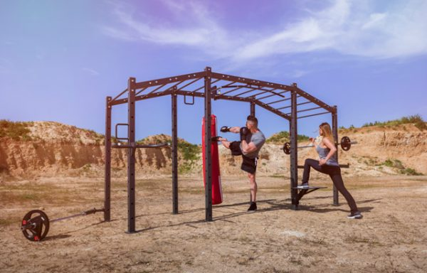 Crossfit structures
